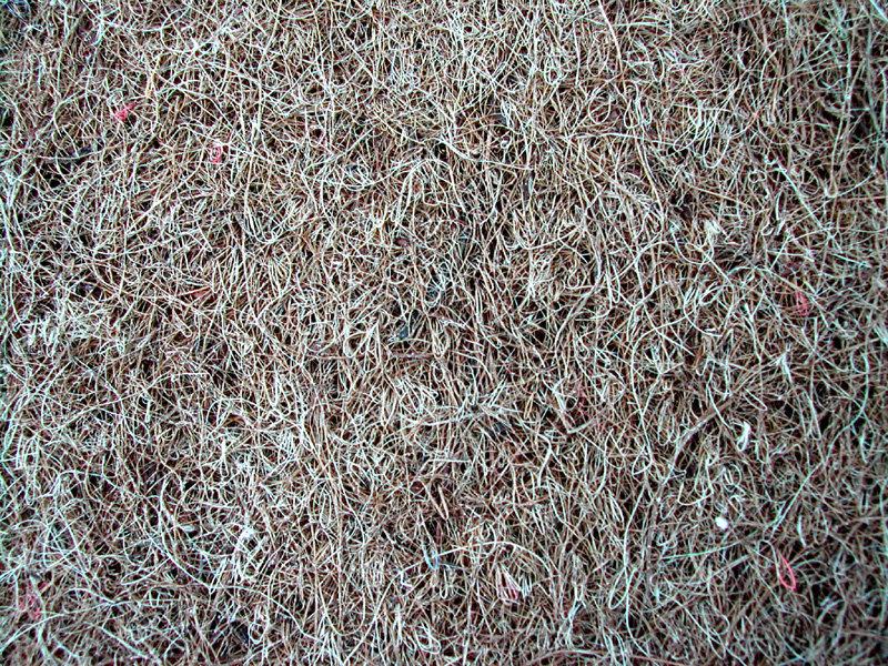 latexált kókusz anyag
