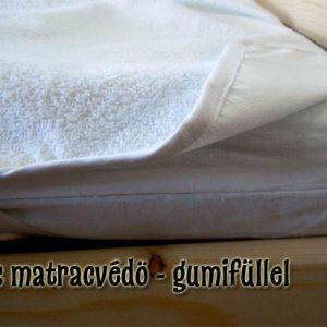 vízzárós alap matracvédő